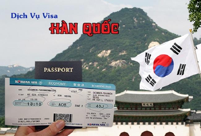 xin visa du lich Han Quoc 1