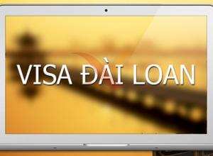 quy trinh xin visa du lich Dai Loan 2