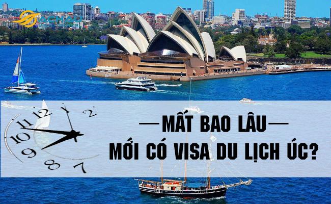 Mất bao lâu mới có visa du lịch Úc? 1