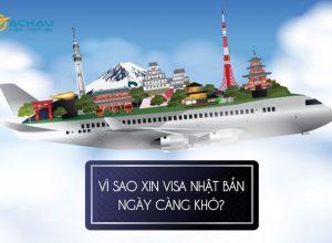 Làm visa Nhật Bản có khó không