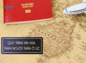 Hướng dẫn xin visa thăm thân Úc