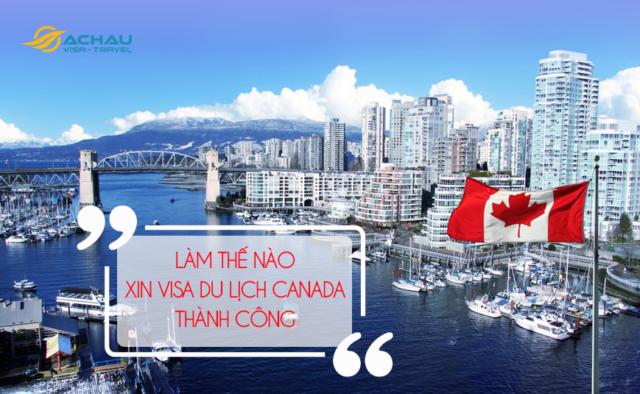 Xin visa du lịch Canada cho trẻ nhỏ