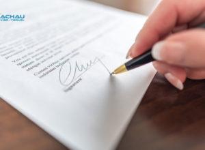 Cung cấp hợp đồng lao động xin visa du lịch Nhật Bản