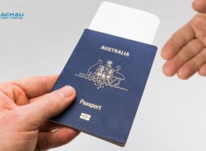 Thư mời xin visa du lịch Úc