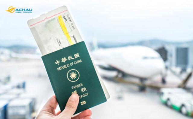 Khó khăn thường gặp khi xin visa du lịch Đài Loan